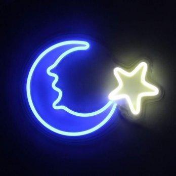 Неоновые светильники